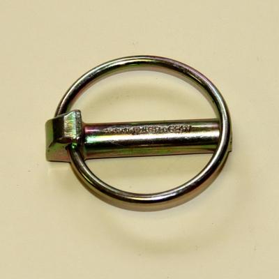 Körrugós csapszeg 9 mm-es csappal