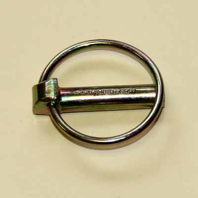 Körrugós csapszeg 10 mm-es csappal