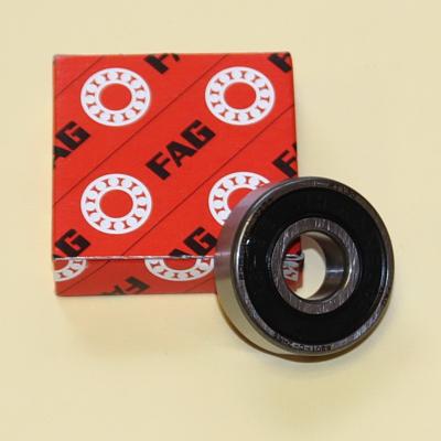 6201-2rs Fag Gyártmányú Műanyagporvédős csapágy